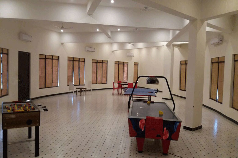 Activity room @ Corbett Panorama Resort