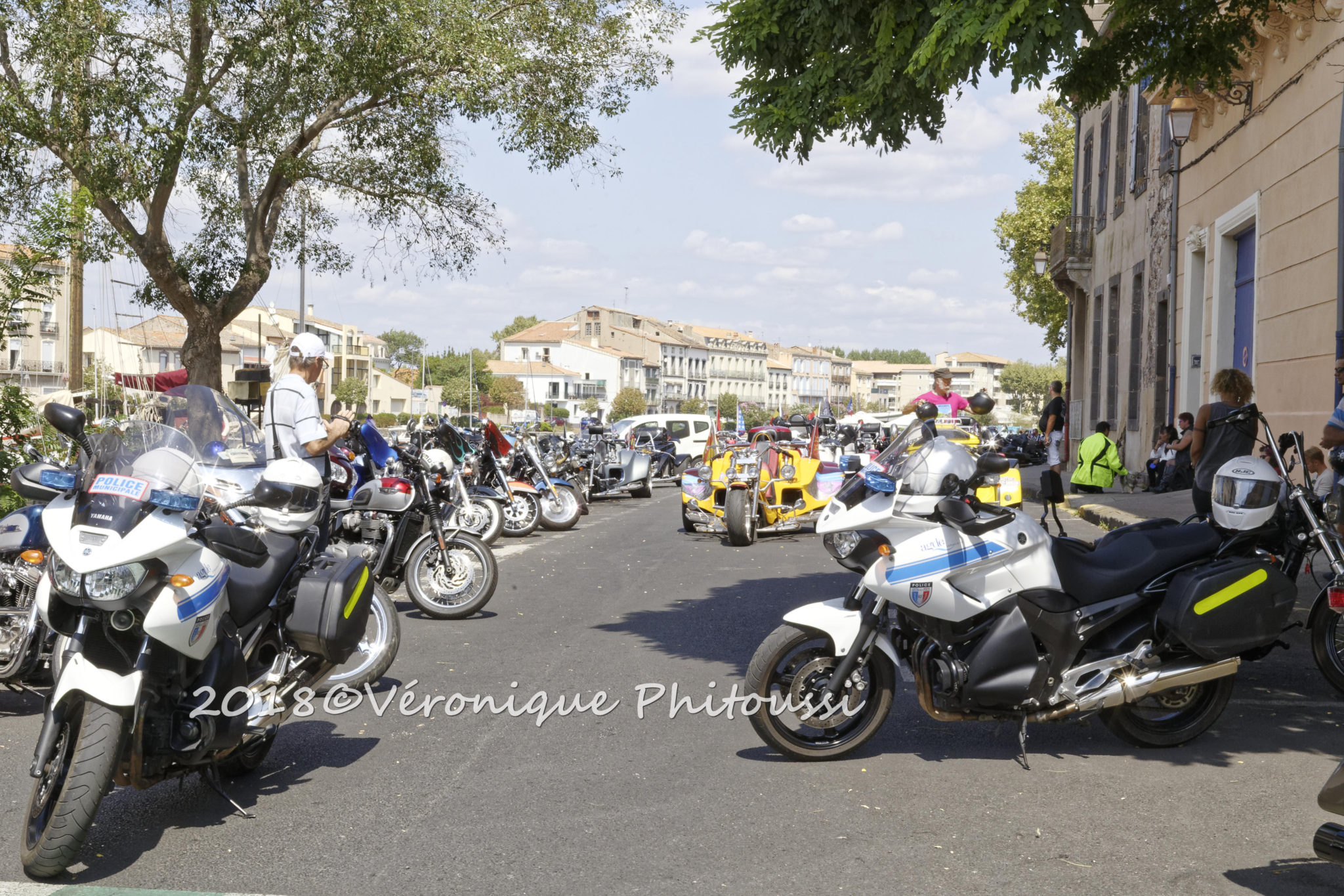 Brescoudos Bike Week with Agde, Edition 2018