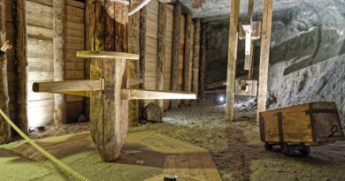 Wieliczka, the white gold treasure of Poland