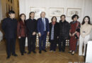 Chinese painting and sculpture at the 13th town hall in Paris