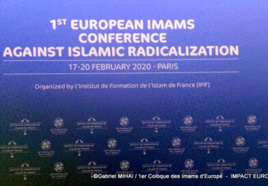 1st Symposium of Imams of Europe who are committed against radicalization