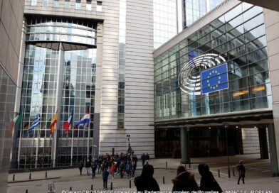 """Conference at the European Parliament in Brussels on """"Turkish intervention in the Mediterranean: Causes, targets and dangers"""""""