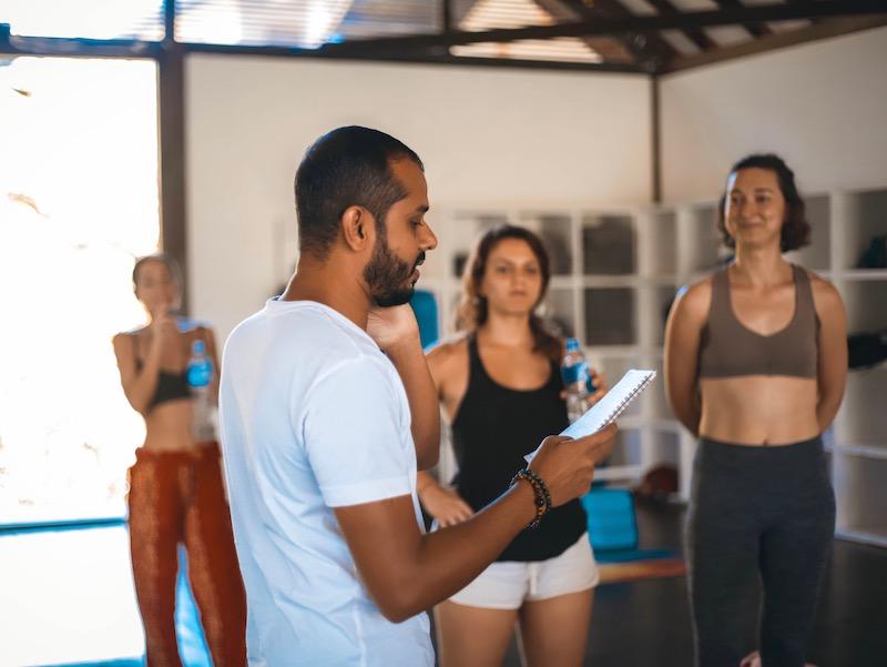 The Inner Call to Become Yoga Teacher