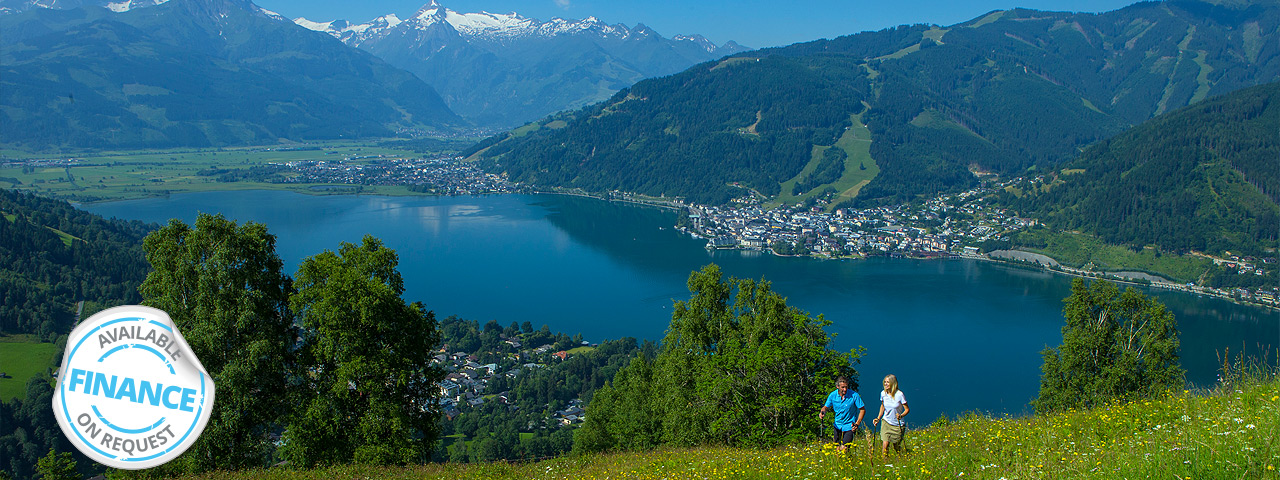 Zell am See by Day