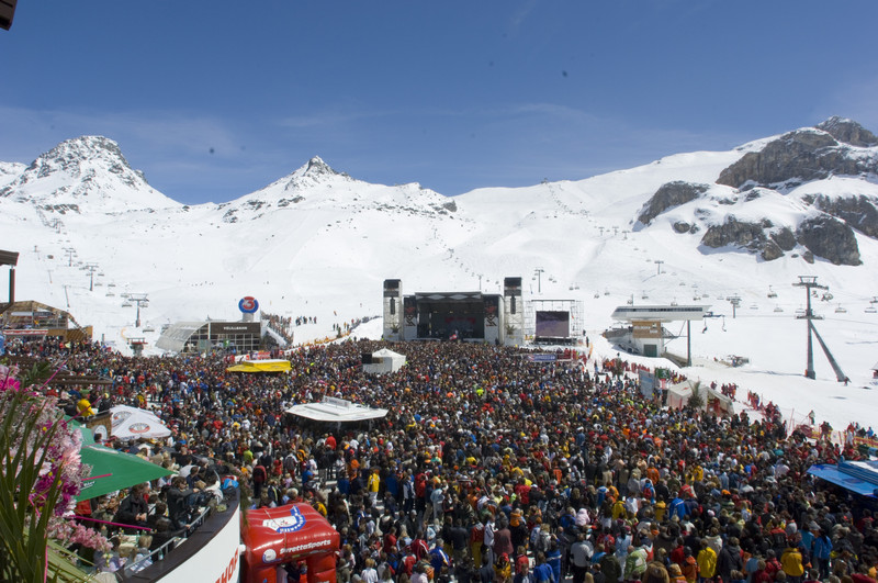 ischgl nightlife and events