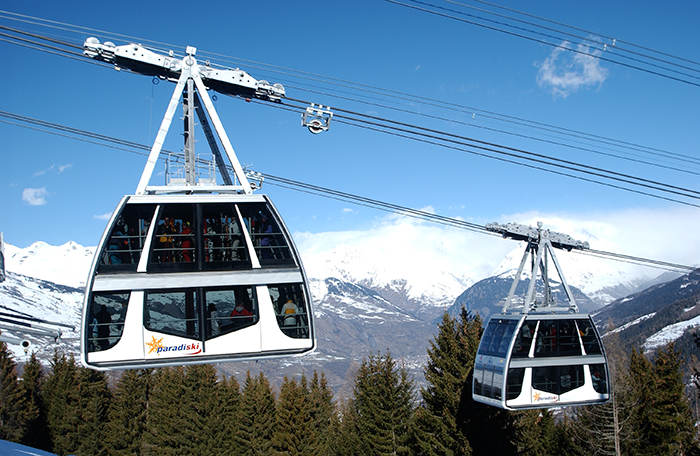 Double Decker Gondola