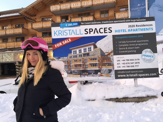 property for sale in austria - Liz Cass - Kristall Spaces