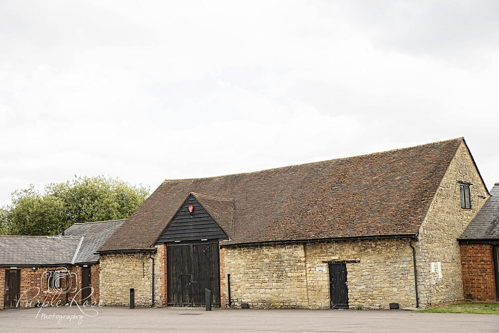 The Cruck Barn in Milton Keynes