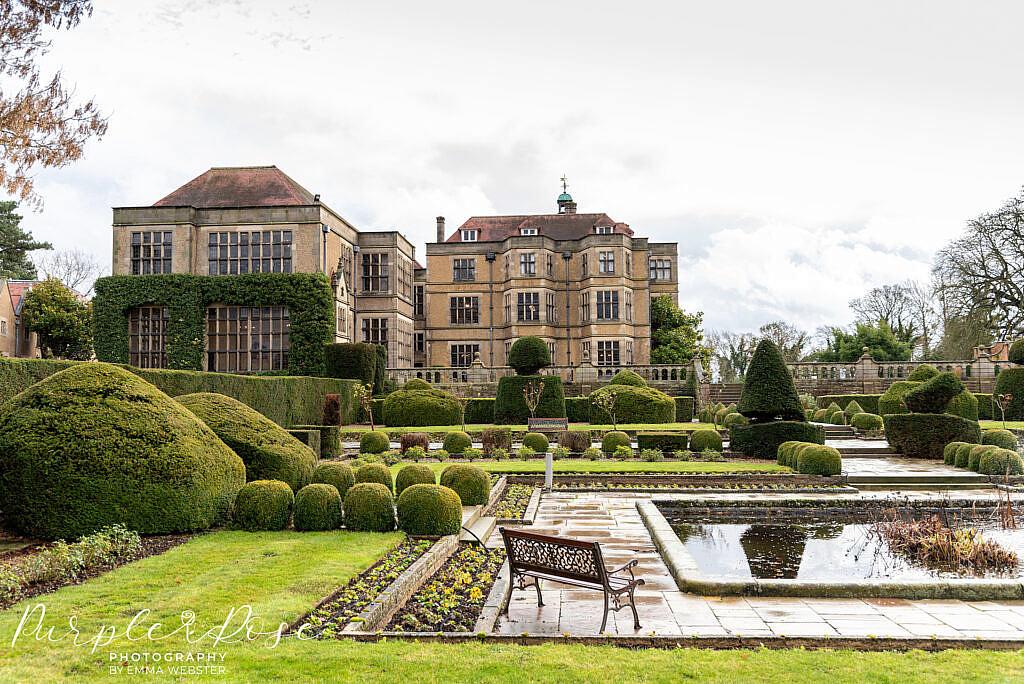 Gardens at Farnham Hall