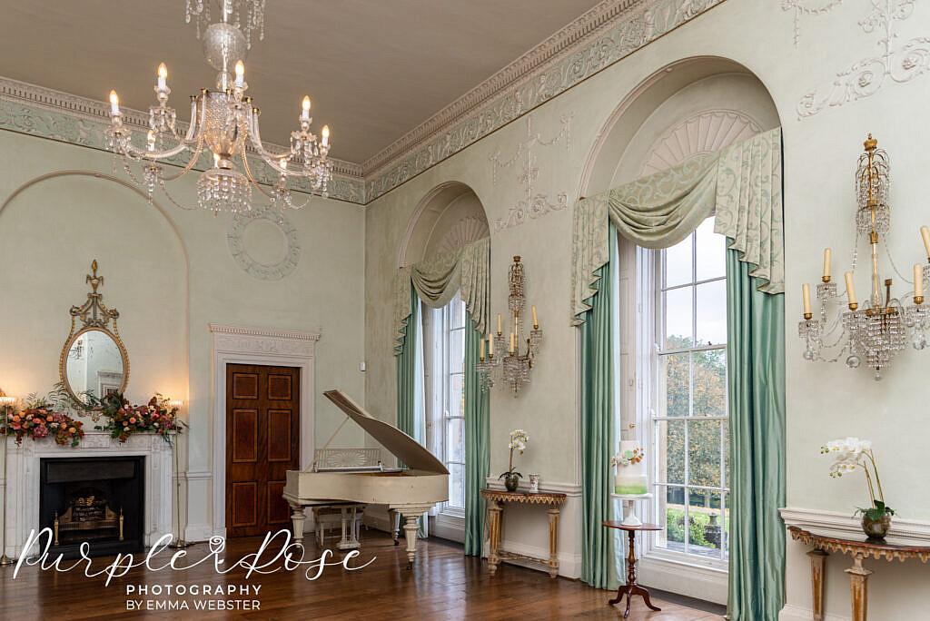 Pretty Room in Kelmarsh Hall Northampton