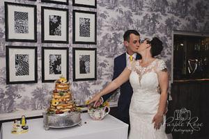 Wedding photography at Woughton House Milton Keynes