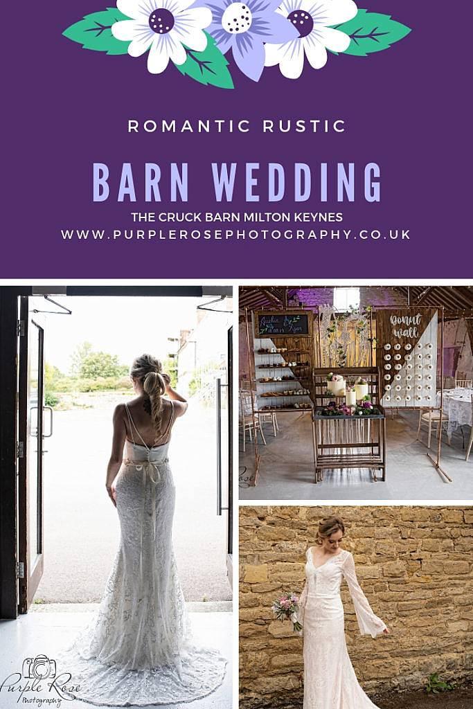 Cruck Barn wedding photographer information