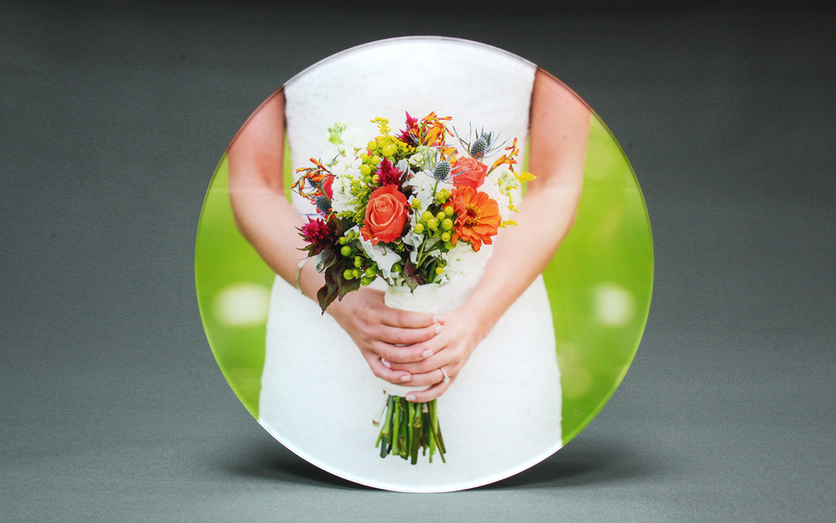 Acrylic orb