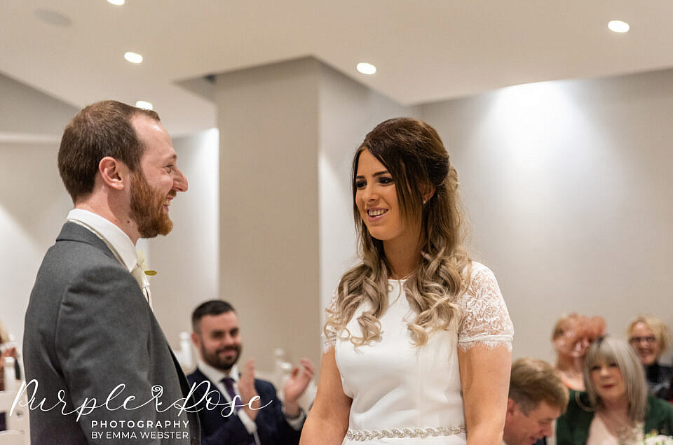Milton Keynes Registry Office Wedding Photographer