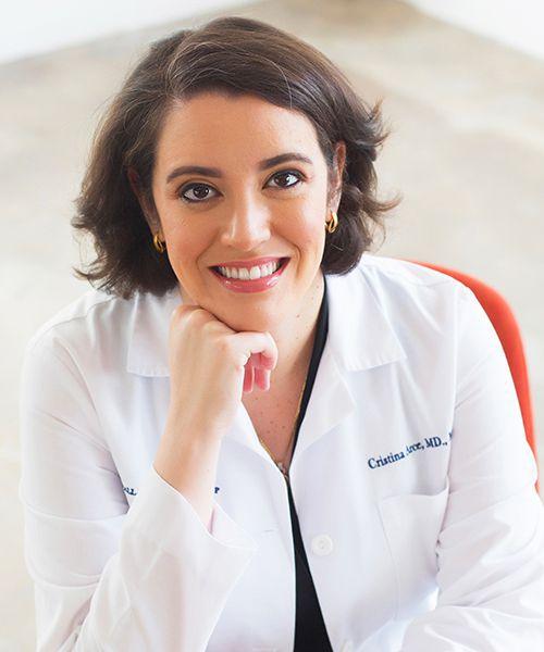 Cristina Arce, MD MS