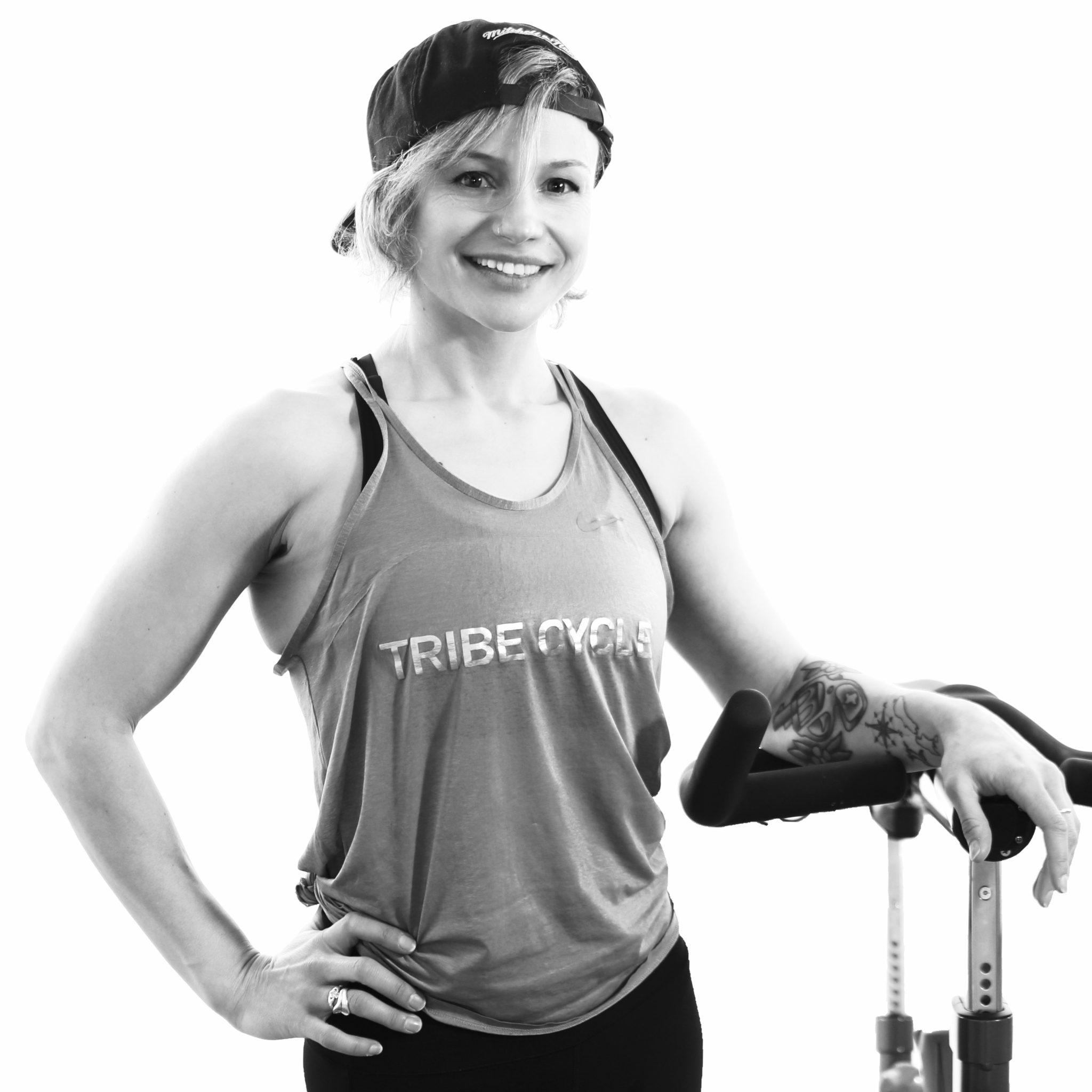Bridget Taylor Tribe Yoga Tribe Cycle Edinburgh