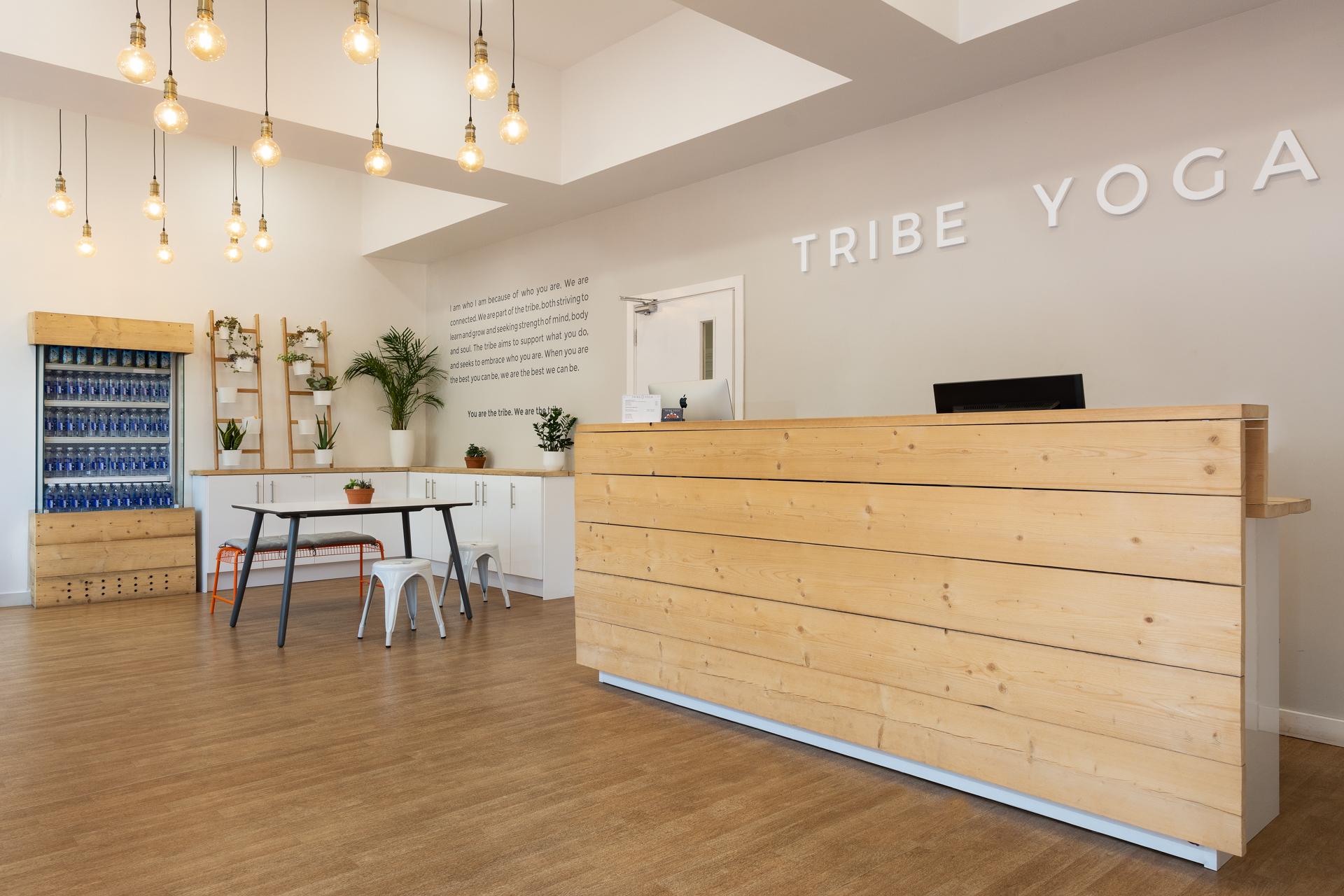 Tribe Yoga Leith Walk Edinburgh