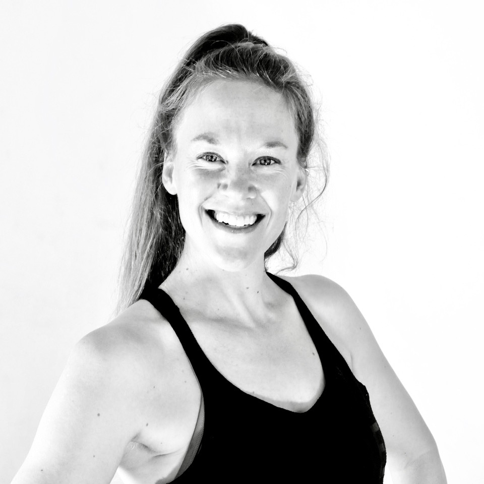 Wyn Pottratz Tribe Yoga Edinburgh