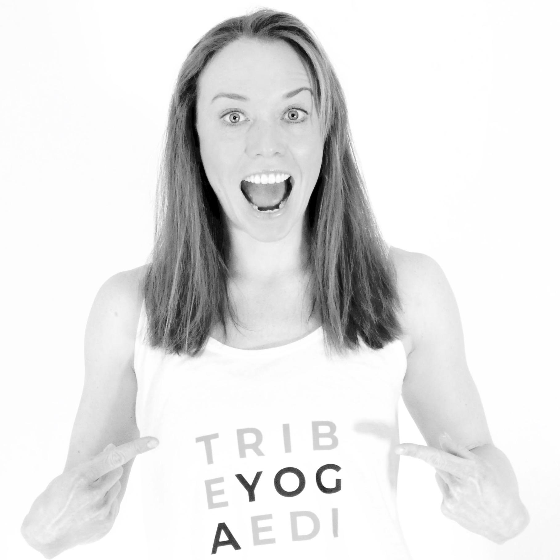 Sophia Schwer Tribe Yoga Tribe Cycle