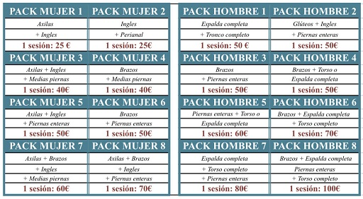 OFERTAS POR PACKS – DIODO