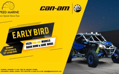CAN-AM EARLY BIRD OFFER