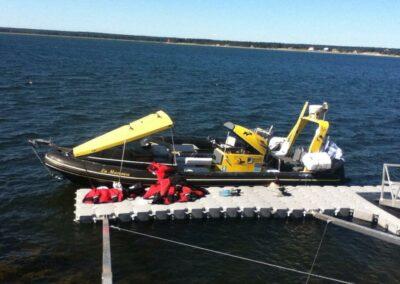 Coast guard vessel dock (2)