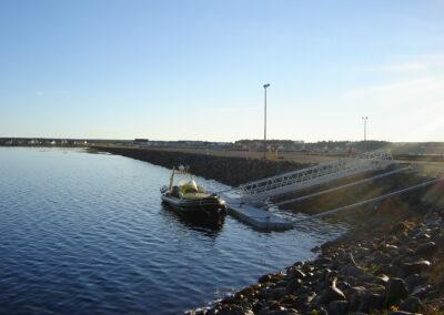 Coast guard vessel dock (4)