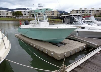 Drive on docks for boats of 3000lbs + (95)