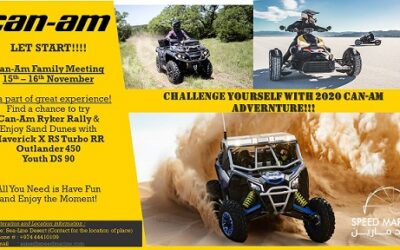Can-Am Family Meeting