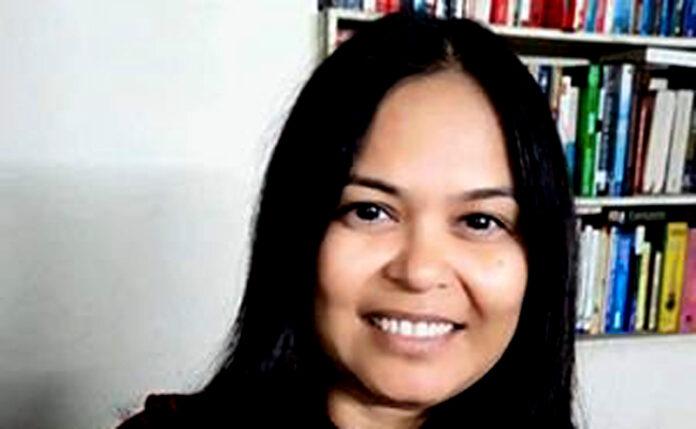 Educationist Dr. chayanika Uniyal Panda in Bikaner on 31 January