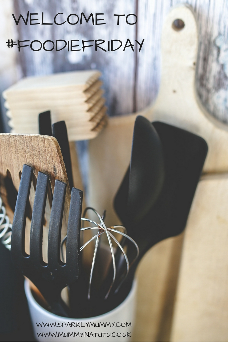 spatulas and chopping boards with linky name