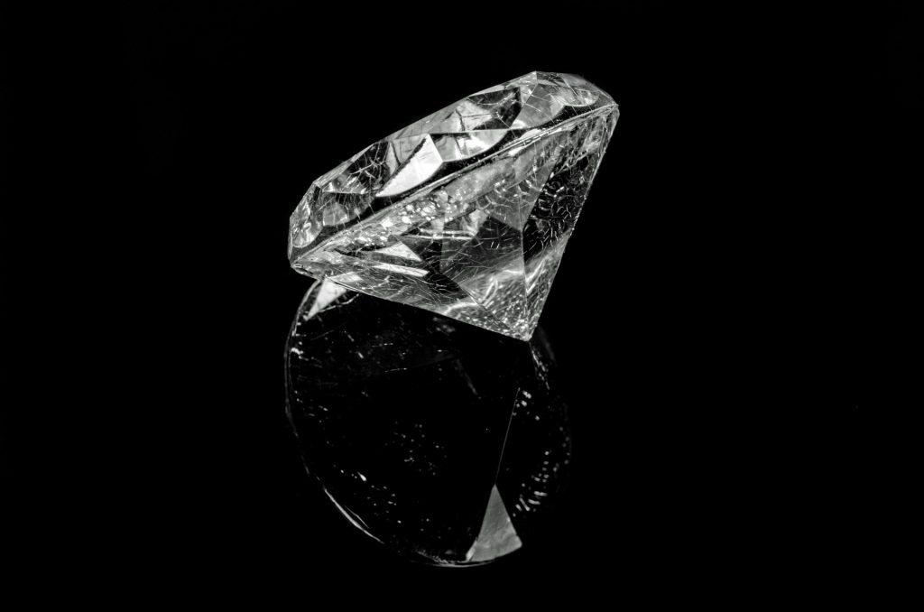1 big diamond