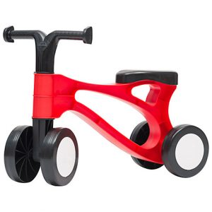 kids toddle bike in red