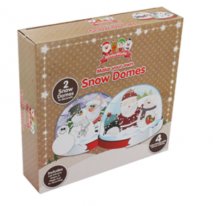 how to make snow globes kit