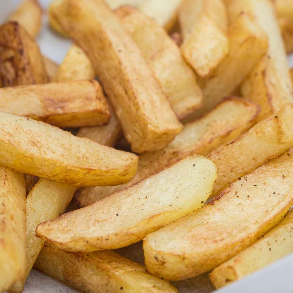air fryer chips