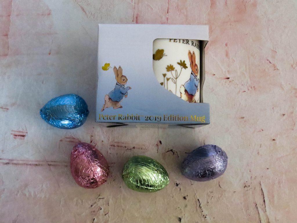 peter rabbit 2019 edition mug