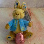 peter rabbit mini plush toy