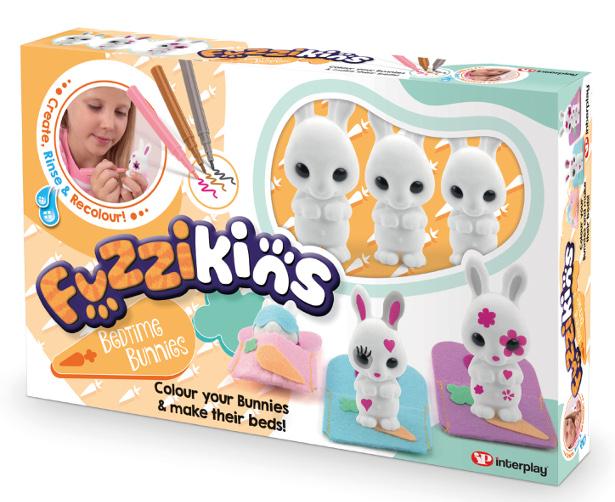 fuzzikins bunnies