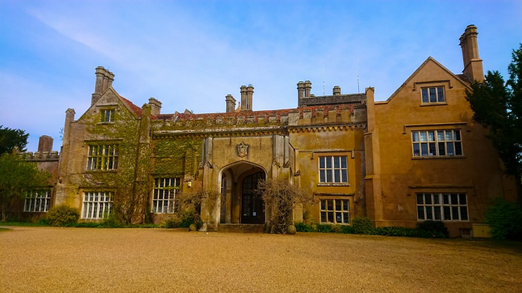 Marwell house