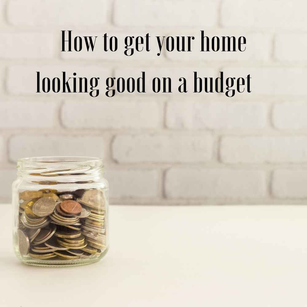 home on a budget title image