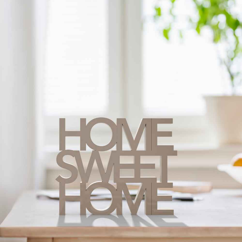 home sweet home sign budget