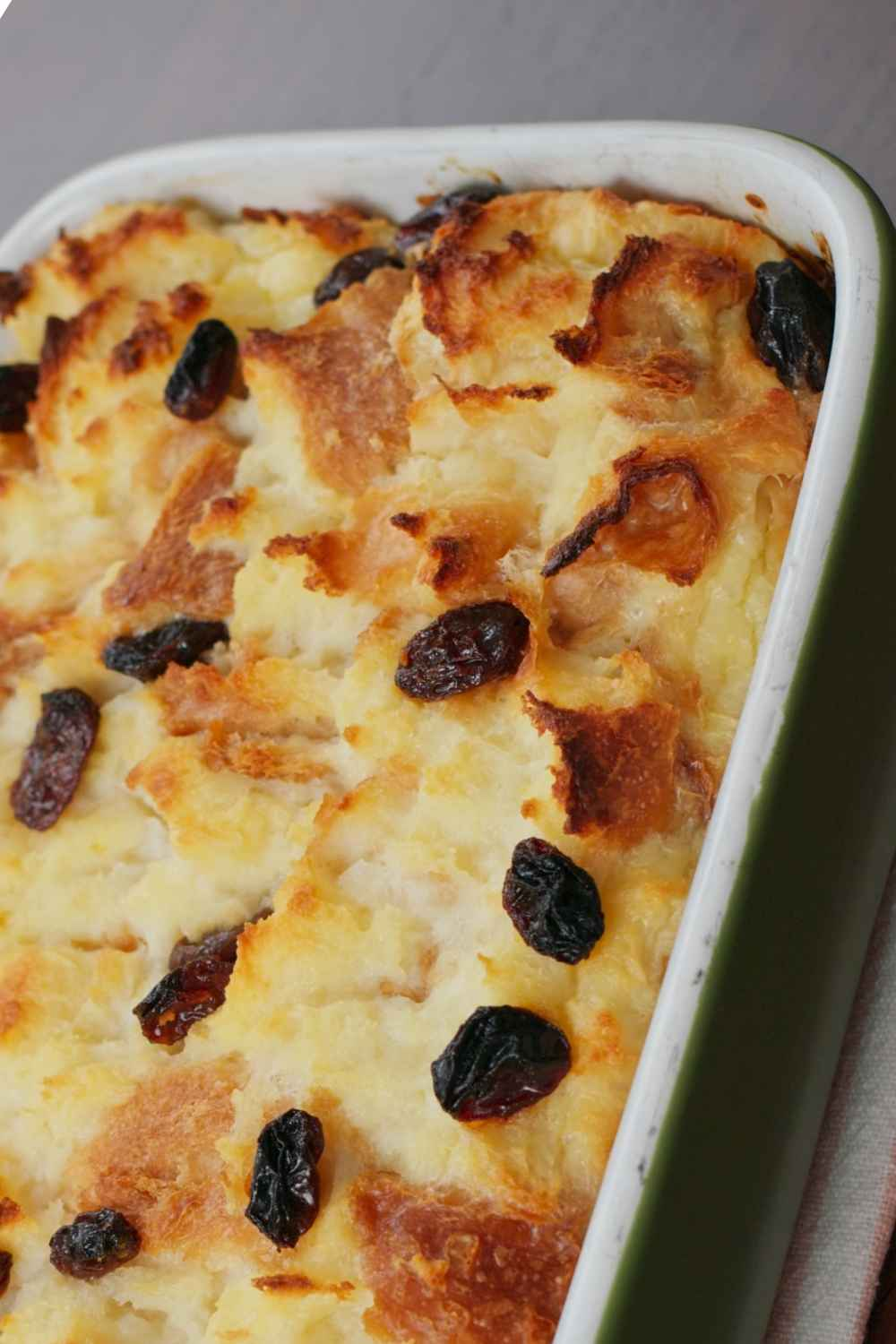 bread and butter pudding recipe