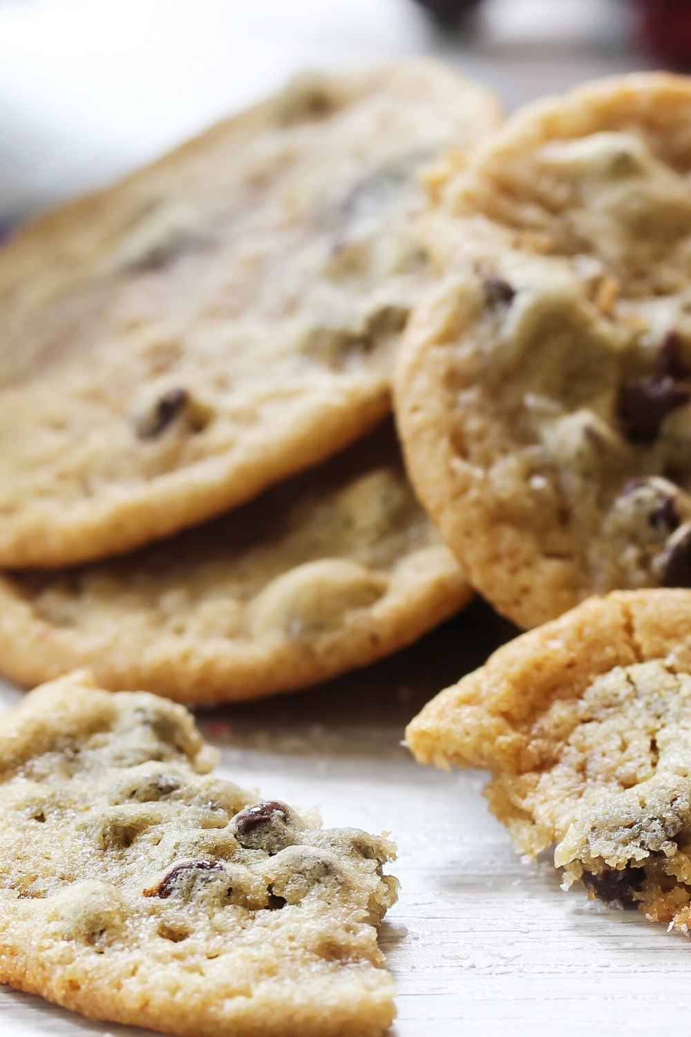 chocolate chip cookie recipe cookies
