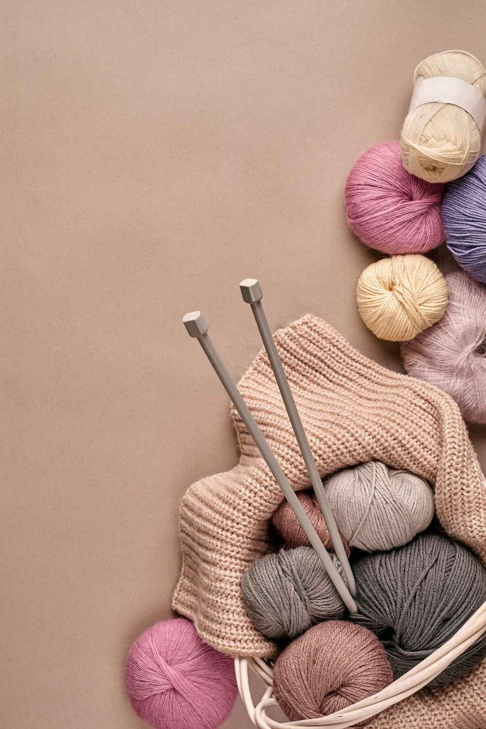 discover knitting