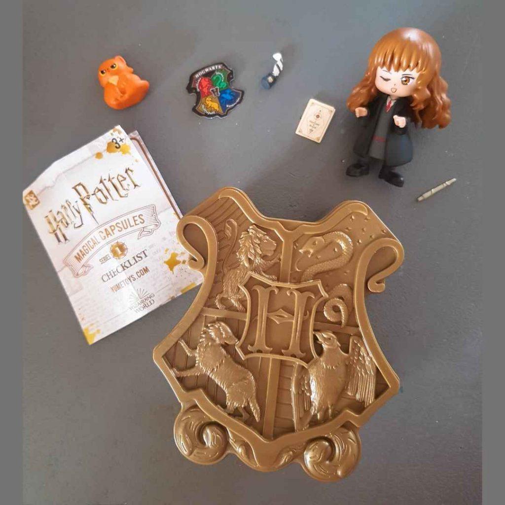 harry potter magic capsule
