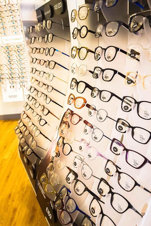 specsavers glasses range
