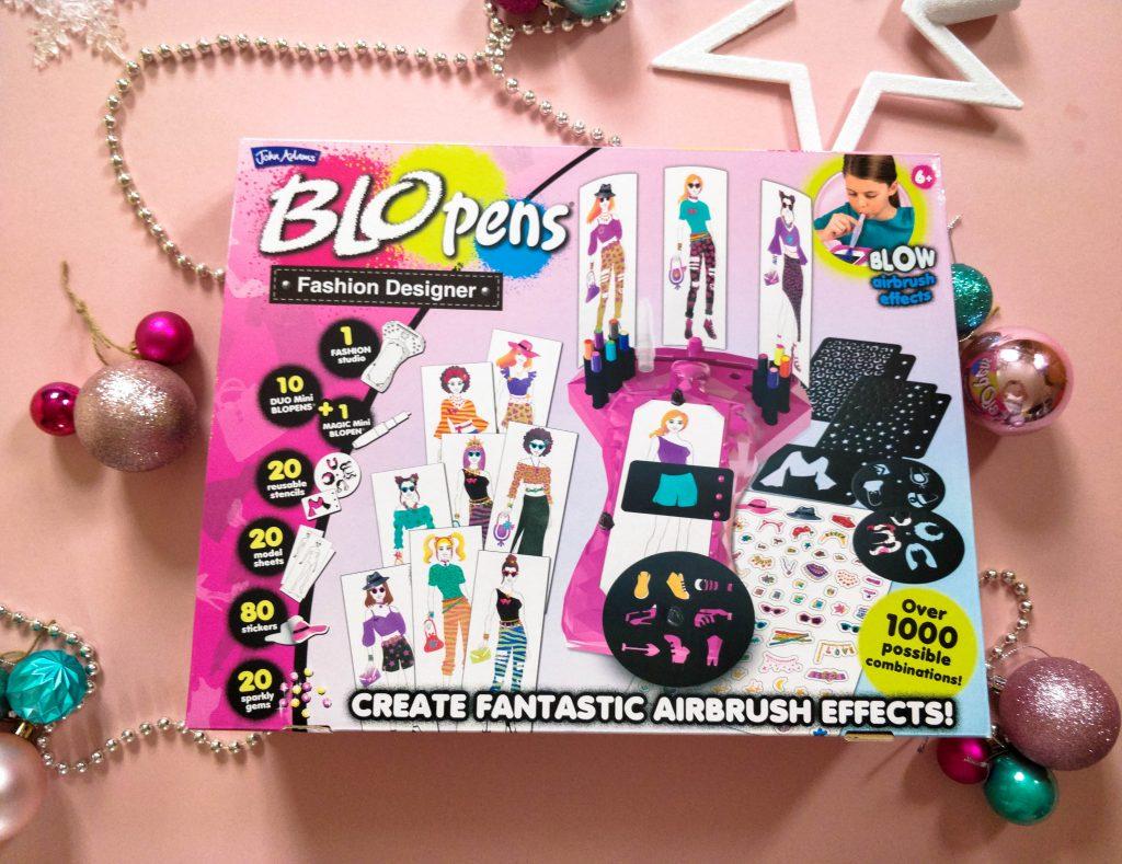 blo pens fashion designer