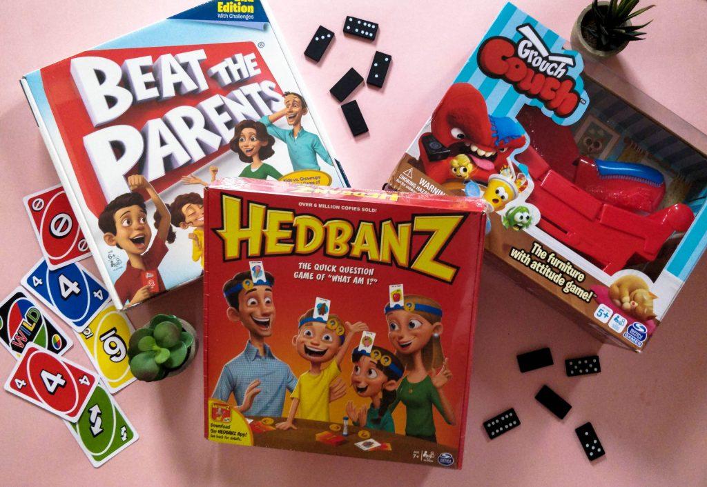 spinmaster board games