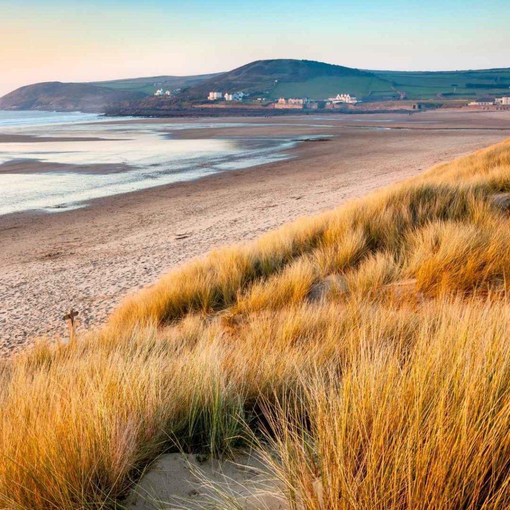 staycation in devon - the coastline