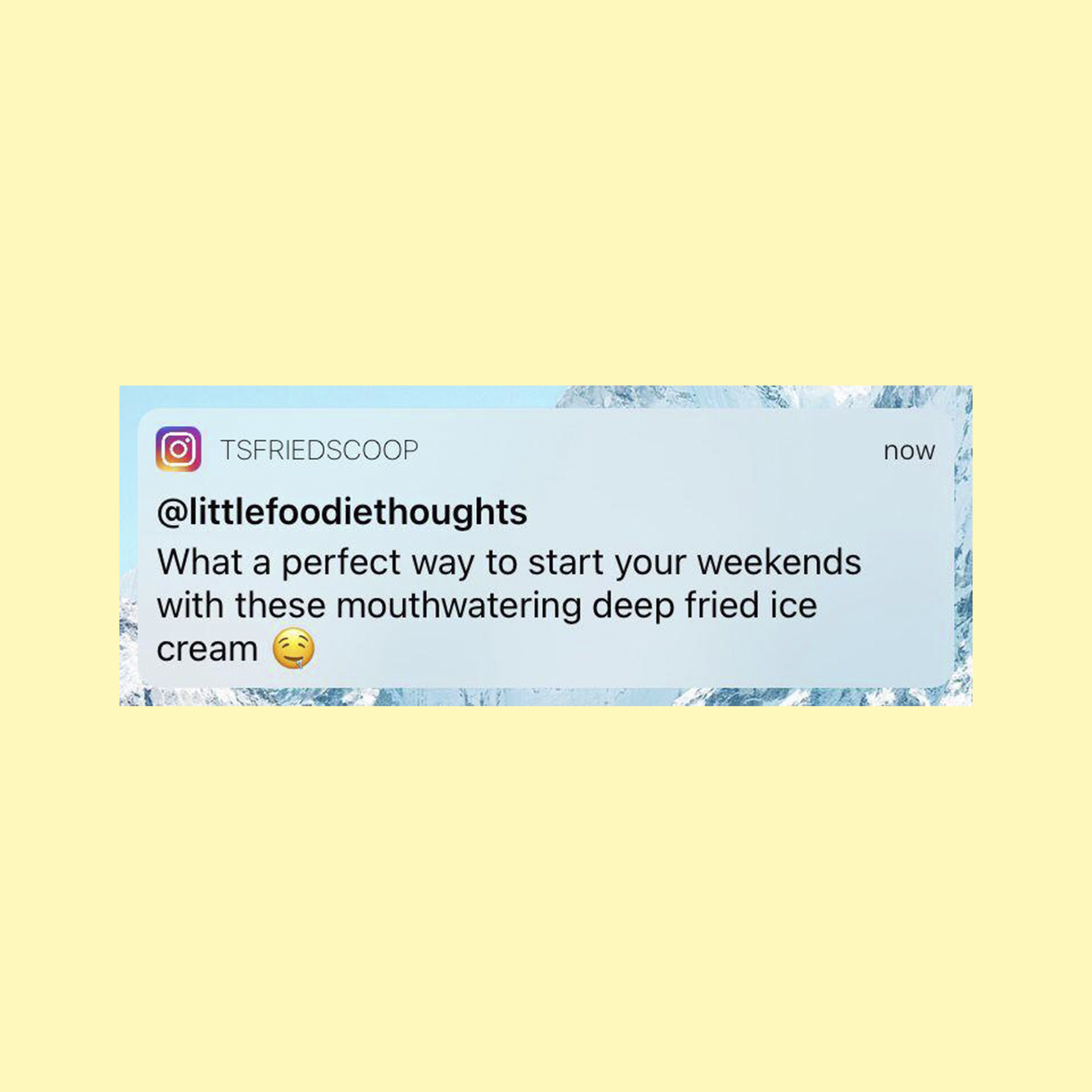 littlefoodiethoughts review ts fried scoop